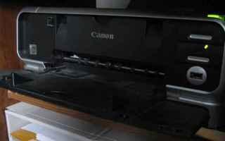 Hardware: stampante  canon  windows  computer