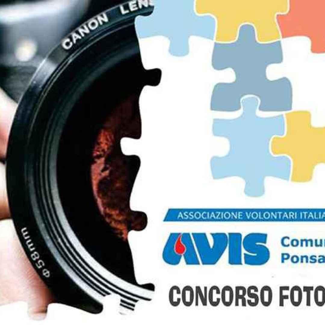 concorso fotografia donare avis