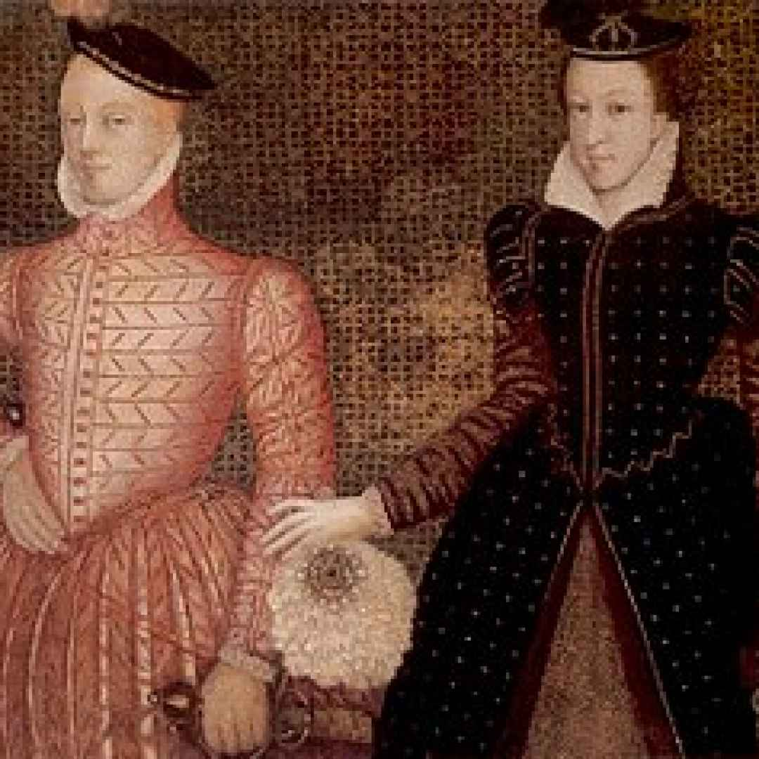 maria stuarda giacomo i lord darnley