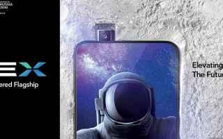 Cellulari: vivo nex  vivo mobile  smartphone  notch