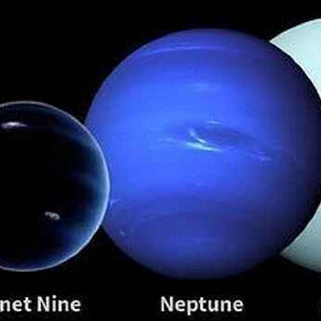 pianeta nano  planet x  sistema solare