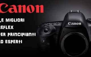 Fotocamere: reflex canon fotografia