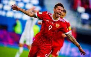 Nazionale: ryssia  mondiali