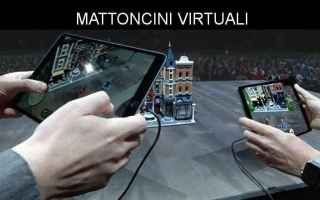 Mobile games: mattoncini  lego  apple  arkit 2