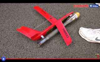 Video divertenti: aviazione  modellini  divertimento  cavi