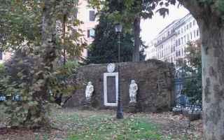 porta ermetica  porta magica  roma