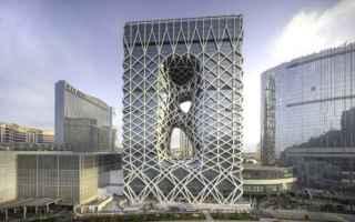 Architettura: MACAO - Inaugurato lo spettacolare Morpheus Hotel