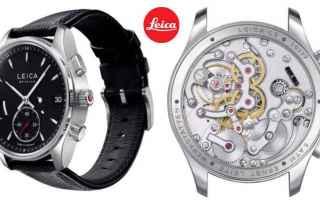 leica  orologi  lusso
