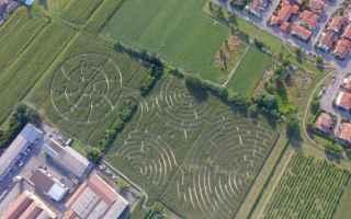 Notizie locali: alfonsine  labirinto