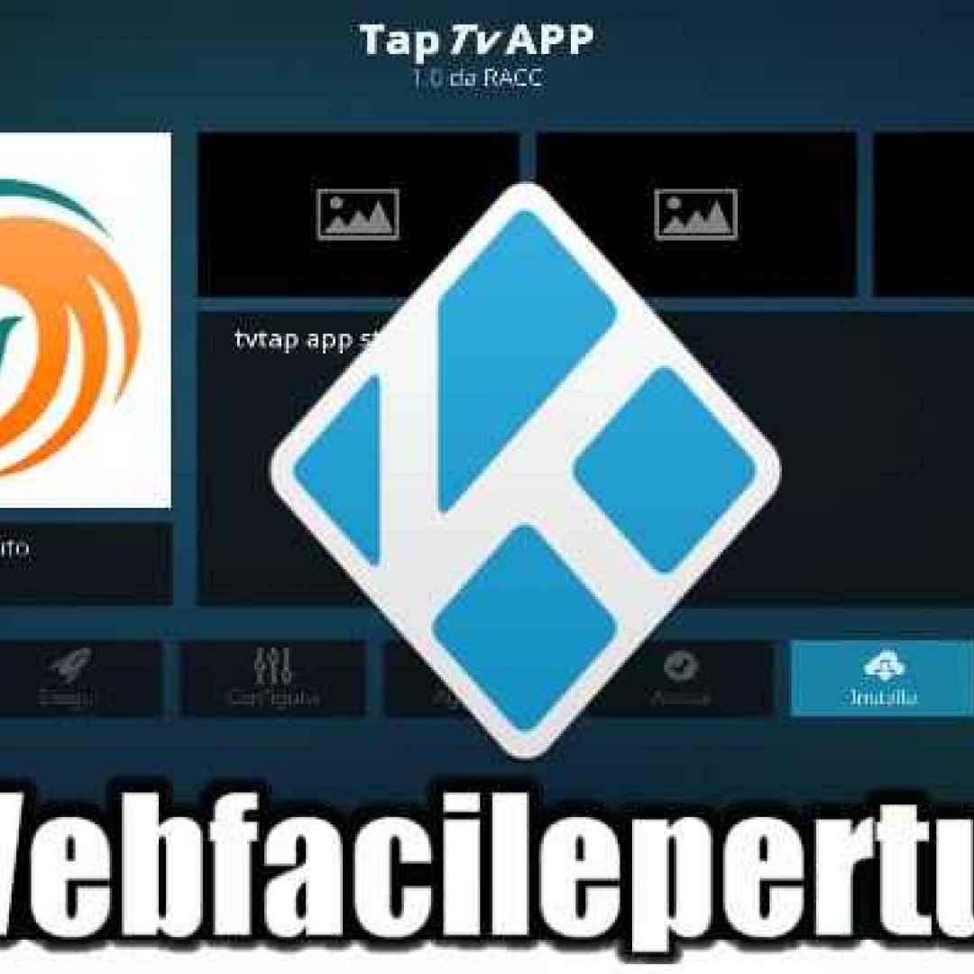 TVTAP SUL PC SCARICARE