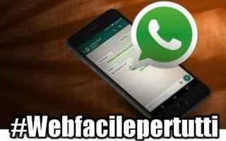 whatsapp notifiche protezione