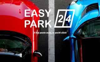 Automobili: parcheggi  prenotare parcheggi  sito web