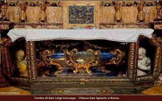 Religione: religione  san luigi gonzaga