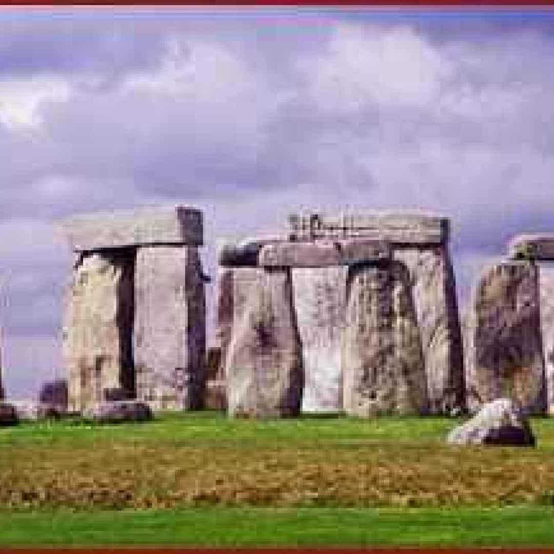 sole  solstizio  stonehenge