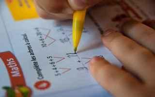 Scuola: compiti vacanze  scuola  istruzione