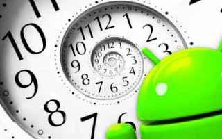 App: time tracker  android  tempo  applicazioni