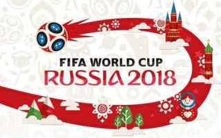 Calcio: russia2018  mondiali2018