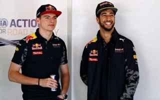 Formula 1: f1  formula1  redbull  honda  ricciardo