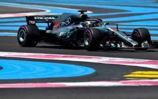 Formula 1: f1  formula 1  gp francia  qualifiche