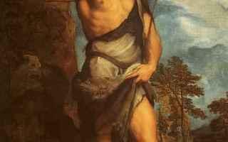 Religione: giovanni  precursore  profeti  santo