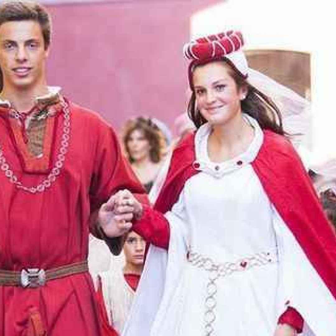 Leggende: la Principessa Gavina e la nascita del borgo di Gavi