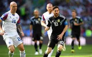 Calcio: nigeria argentina pronostico