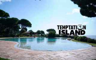 Televisione: reality  temptation island