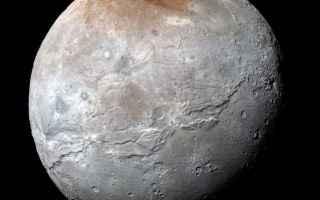 caronte  plutone  sonda  luna