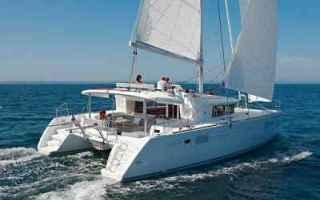 noleggio barche  catamarano  corsica
