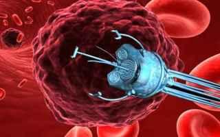 Medicina: tumori  nanorobot  scienza