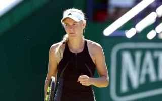 Tennis: wozniaki sabalenka pronostico