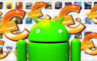 Tecnologie: android sconti gratis app giochi