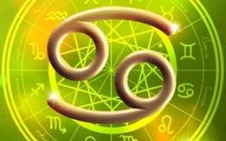 Astrologia: cancro  luglio  oroscopo