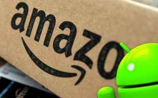 Amazon: amazon  android  shopping  soldi  apps