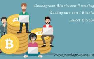Soldi Online: bitcoin  trading  guadagnare  fare soldi