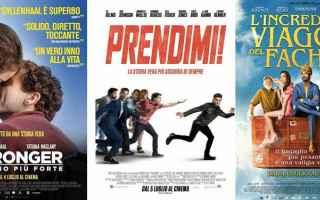 Cinema: novità al cinema  nuovi film  luglio