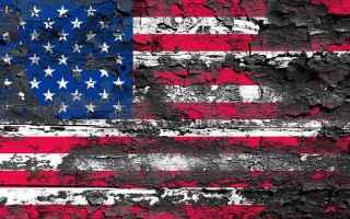Economia: usa  trump  dazi  america