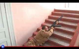 arti marziali  russia  scale  guerra