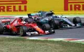 Formula 1: motori ferrari vettel