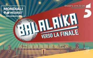 Si e` a lungo detto che Balalaika fosse un flop per colpa di ascolti tv poco soddisfacenti. Si e` an