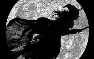 interpretazione sogni  sognare strega