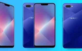 Cellulari: oppo a5  smartphone