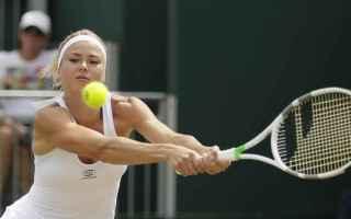 Tennis: williams giorgi pronostico