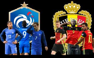 Come da noi previsto saranno francia e Belgio a contendersi il primo posto nella finale del mondiale