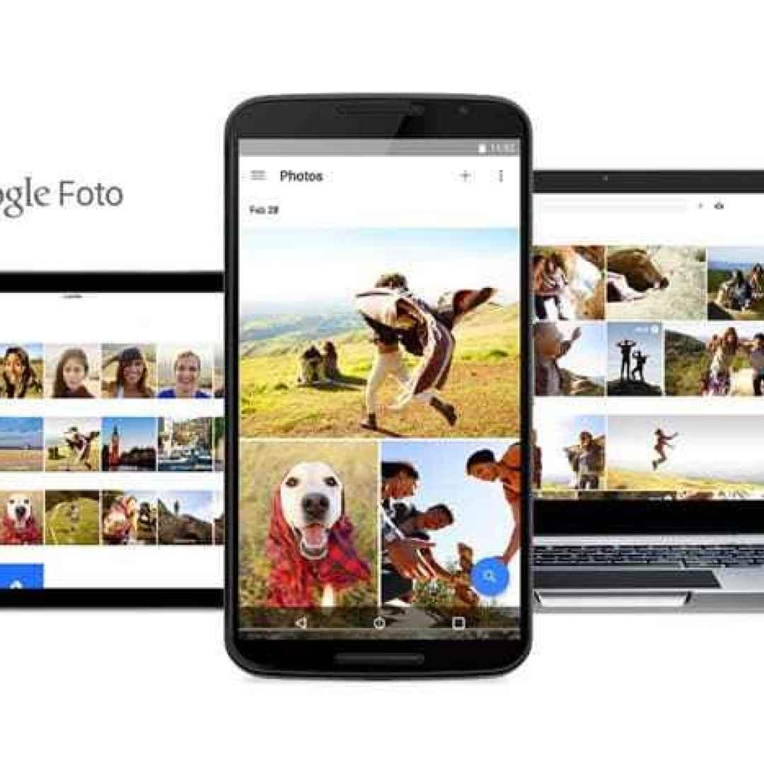 google  foto  come  funziona  usa
