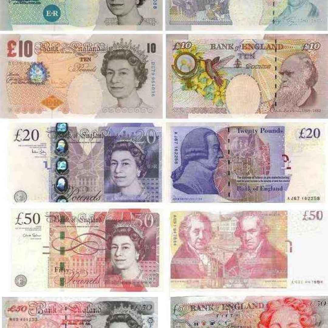 Dove conviene cambiare Euro in sterline con poche commissioni