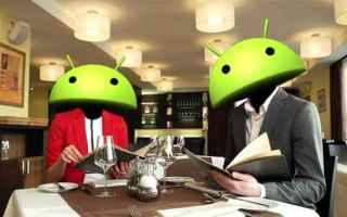 Gastronomia: ristorante  cucina  android  viaggi  cibo