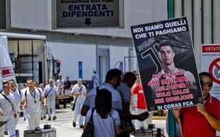 Calciomercato: cristiano ronaldo  juventus