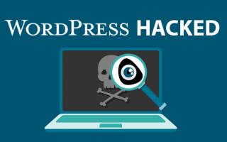 Sicurezza: cybersecurity  wordpress