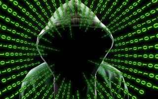 Sicurezza: cybercrime  cyberattack
